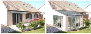Agrandissement de maison for Agrandissement habitation