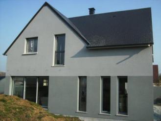 Constructeur de maisons en normandie for Constructeur de maison hors d eau hors d air