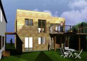 Construction maison avec architecte