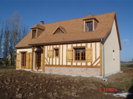 Construction d 39 une maison en ma onnerie evreux for Habitation individuelle