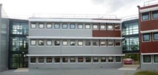 Construction modulaire de bureaux en ossature metallique