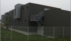 Construction modulaire en metal