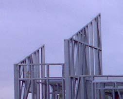 Construire en ossature metallique
