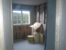 Doublage et isolation des murs exterieurs
