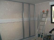 Double mur interieur