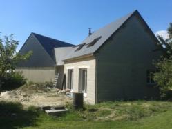 Extension agrandissement maison rouen 1