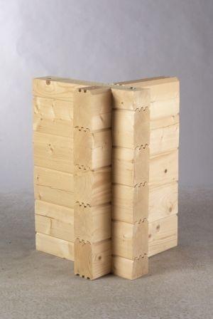 Fabrication de chalet en bois massif construit en madriers for Fabricant de chalet bois