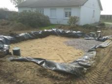 Filtre a sable assainissement individuel d agrandissement de maison