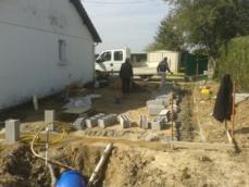 Fondation agrandissement de maison