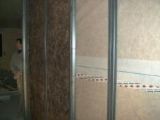 Isolation murs interieur