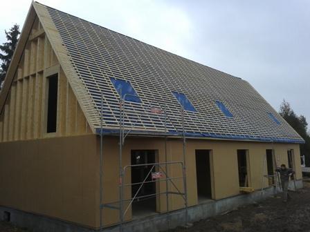 R glementation thermique 2012 pour construction en bois for Reglementation construction garage