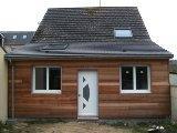Petite extension en bois