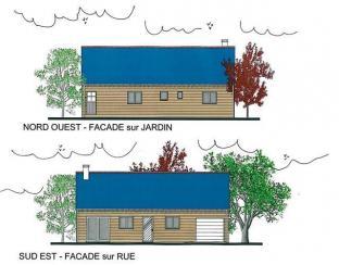 Plan de maison seine maritime