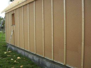 Isolation ext rieure des murs de nos habitations en bois for Isolant exterieur