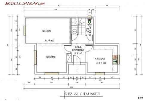 Sankar light plan interieur