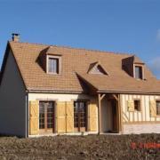 Construction maison individuelle en traditionnelle