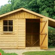 Fabricant abri de jardin en bois