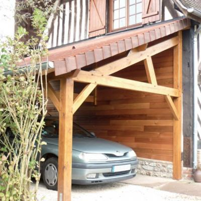 Préaux charreterie fabrique en bois