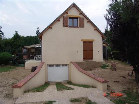 Agrandissement de maison en construction traditionnelle for Construction traditionnelle
