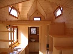 Aménagement intérieur de la Tiny house