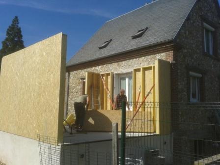 Chantiers de construction d 39 agrandissements de maisons for Assurance chantier construction maison