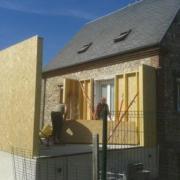 Chantiers de construction d agrandissements de maisons