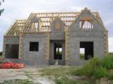 Chantiers de constructions de maisons en Normandie