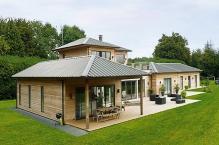 Constructeur de maison bois dans l'Eure