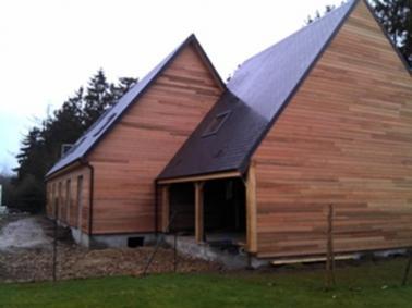 Constructeur de maison en bois sur Bayeux