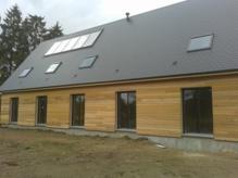 Constructeur de maison en bois garantie 10 ans