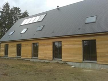 Constructeur de maison en bois sur Cabourg