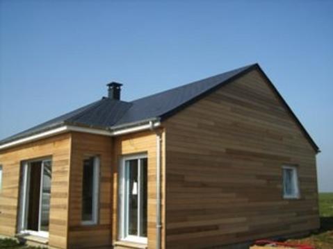 Constructeur de maison en bois sur Caen