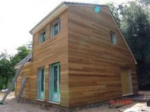 Constructeur de maison en bois en maîtrise d'oeuvre