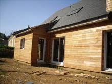Constructeur de maison fabriquée en bois