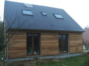 Constructeur de maison en bois sur livarot