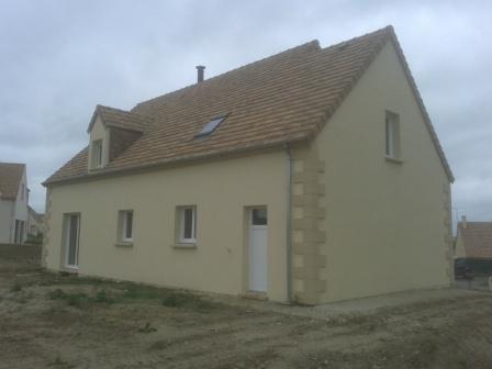 Construction d 39 une maison traditionnelle dans les yvelines for Constructeur maison traditionnelle