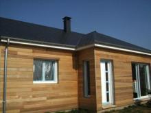 Constructeur de maisons en bois normandie