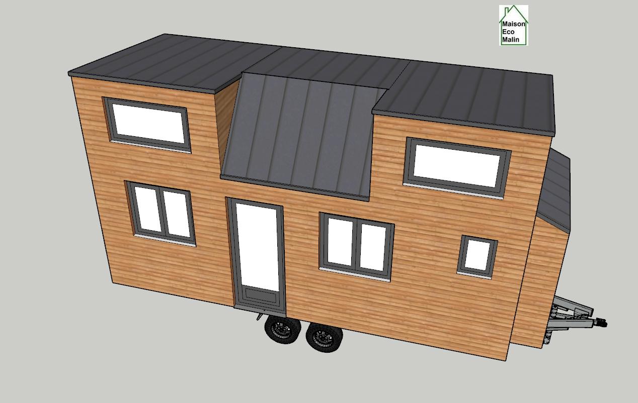 Prix Maison Ossature Metallique Clé En Main constructeur de tiny-house en clé en maison