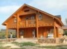 Constructeur maison bois massif