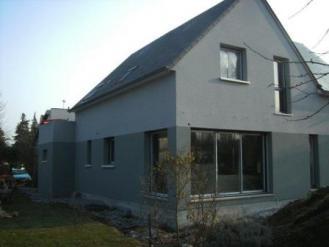 Constructeur maison traditionnelle individuelle caen basse normandie