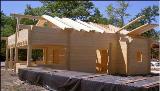 Construction et montage d un chalet