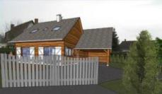 Construction maison bois ossature bois normandie