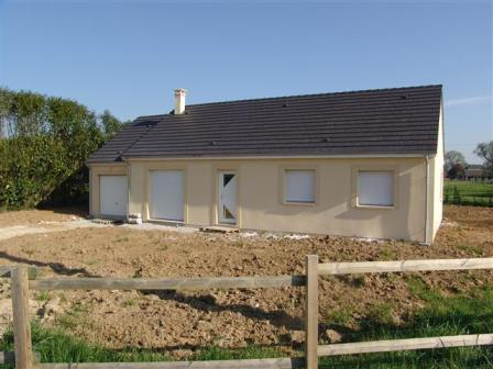 construction d 39 un pavillon traditionnelle en seine maritime