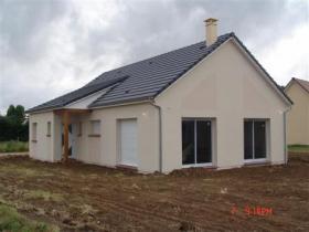 Construction traditionnelle d'une maison en maconnerie