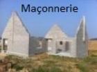 Construction de maisons traditionnelle en parpaings ou briques