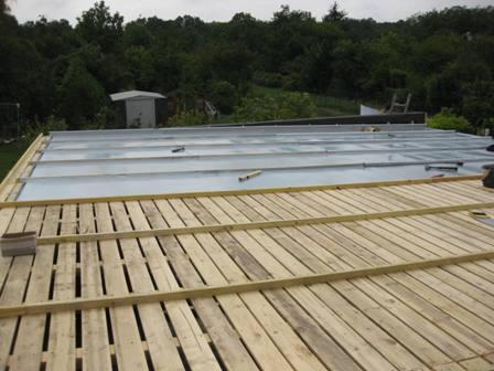 extension habitation fabriqu e en ossature bois proche paris. Black Bedroom Furniture Sets. Home Design Ideas