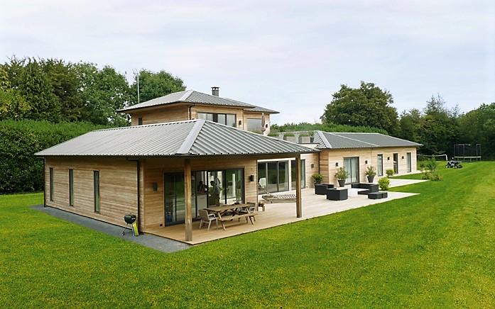 Nouveaux services pour vos constructions en ossature bois for Agrandissement maison ossature bois