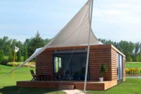 Habitation de loisir cottage