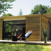 Habitation legere de loisir modele cottage
