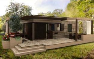 Hll mod le ecolux habitation legere de loisirs for Habitation legere de loisir